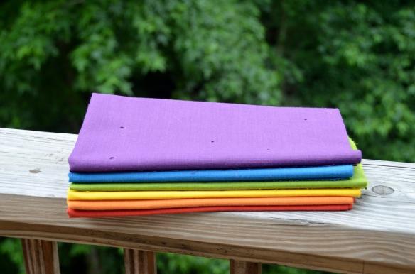 Textured Fabrics - 2