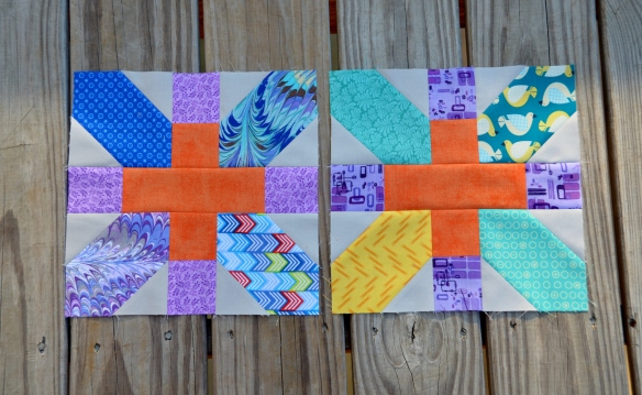 Stash Bee - August Blocks